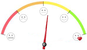 Lectora Inspire Satisfaction Meter