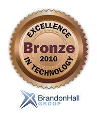 Brandon Hall Excellence in Learning Technology
